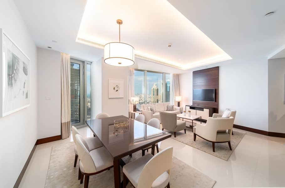 Brand New | 2 BR in Sky Views | Sea View