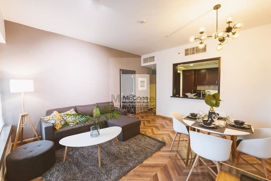 2 Luxury Furnished 2 Bedroom Apartment | 29 Blvd
