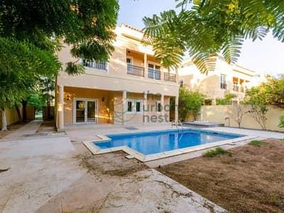 5 Bedroom Villa for Sale in The Villa, Dubai - Well Kept | Genuine Listing | Mazaya A1 | Pool