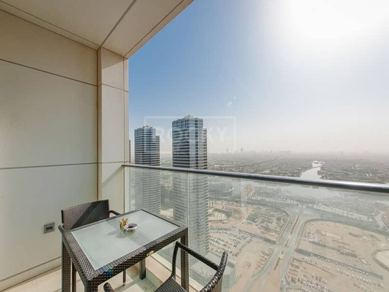 14 Exclusive | Fully Funrished | 2-Bed | JLT