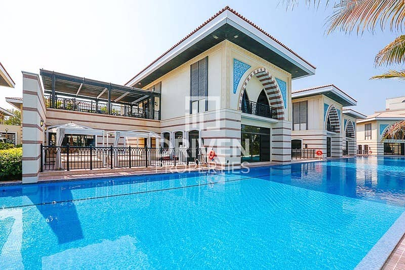 Exclusive 5 Bed Villa | Beach Royal Living
