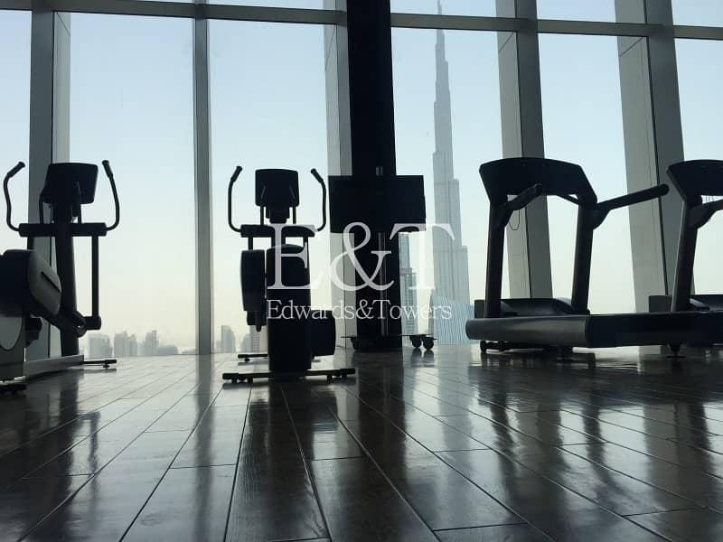 14 Large apt | Burj Khalifa view | High floor