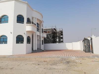 7 Bedroom Villa for Sale in Khalifa City A, Abu Dhabi - ***Beautiful and Brand new VIP Villa in Shakboot**