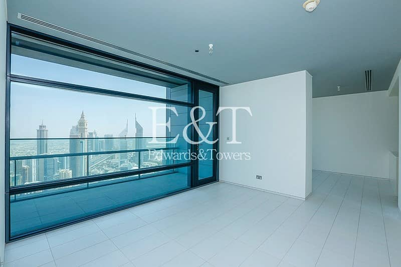 28 High Floor 2 Beds |  DIFC View | Viewing a must