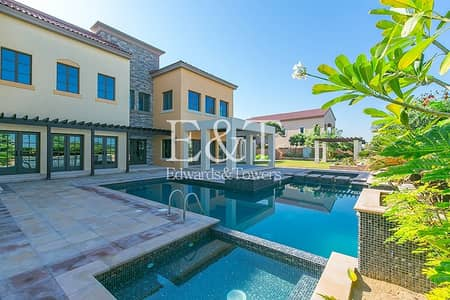 4 Bedroom Villa for Sale in Jumeirah Golf Estate, Dubai - 4yrs Post Paid P/plan | No Fees| 0% DLD | JGE