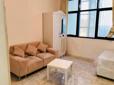 Studio for Rent in Tourist Club Area (TCA), Abu Dhabi - Luxurious Fully Furnished Room in Tourist Club Area with WIFI