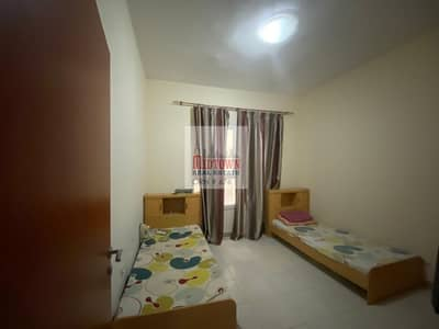 2 Bedroom Apartment for Rent in Garden City, Ajman - SPECIOUS & FURNISHED 2 BEDROOM  JUST 25000/=