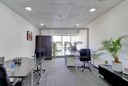 مکتب  للايجار في مدينة دبي الرياضية، دبي - Studio Office in  Dubai Sports City