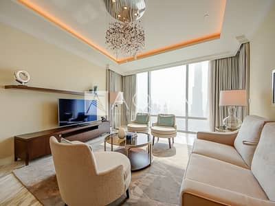 4 Bedroom Apartment for Sale in Downtown Dubai, Dubai - Huge Layout | Full view of burj and fountain