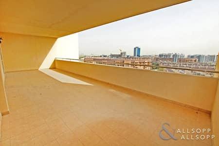 شقة 2 غرفة نوم للايجار في موتور سيتي، دبي - 2 Beds | Move in Now | Development Views