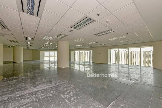 Studio Office in  Sheikh Zayed Road