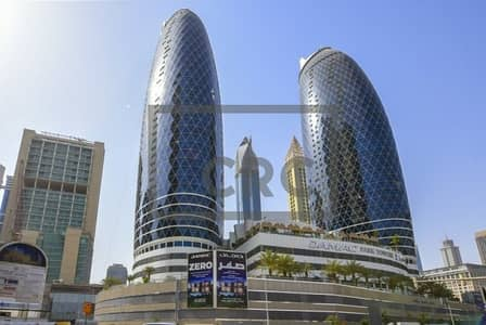 مکتب  للبيع في مركز دبي المالي العالمي، دبي - Studio Office in  DIFC