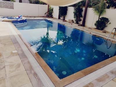 فیلا 5 غرف نوم للايجار في واحة دبي للسيليكون، دبي - Amazing 3 Bedroom + Maid + Study with Private Pool Villa for Rent