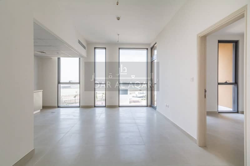 18 BRAND NEW | PARK FACING | 1 BEDROOM APARTMENT