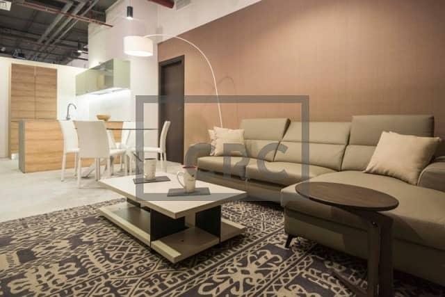 15 Studio Retail in  Jumeirah Lake Towers