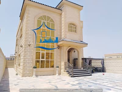5 Bedroom Villa for Sale in Al Mowaihat, Ajman - Villa ready to live with electricity, air conditioners and furniture at a very attractive price