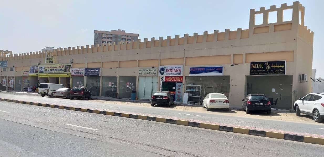 محل تجاري في أبراج الراشدية الراشدية 17000 درهم - 4479582