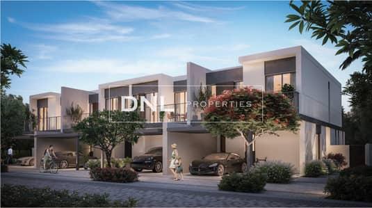 40% Post Handover Payment   Resort-liked Townhouse