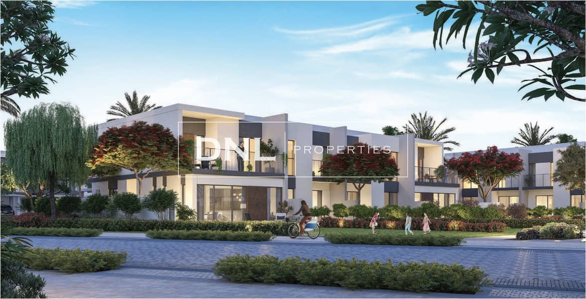 19 40% Post Handover Payment   Resort-liked Townhouse