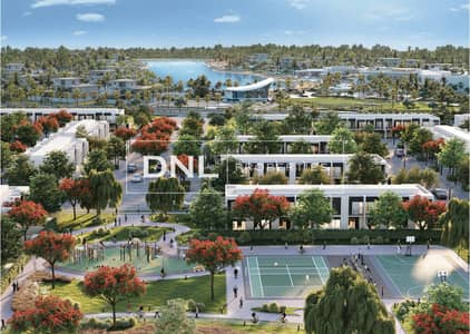 تاون هاوس 4 غرف نوم للبيع في تلال الغاف، دبي - Resort-liked Townhouse | 40% Post Handover Payment