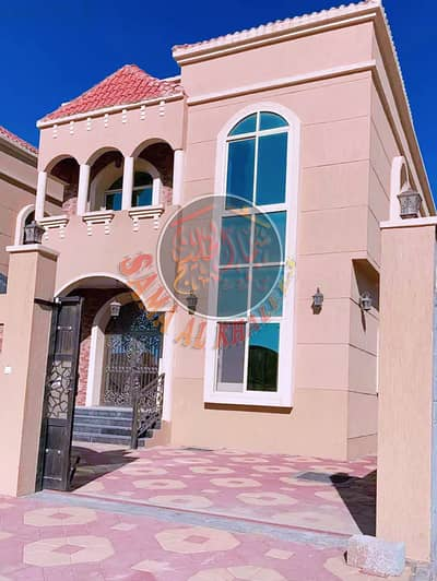 5 Bedroom Villa for Sale in Al Mowaihat, Ajman - Modern villa with 5 master rooms for sale at an attractive price