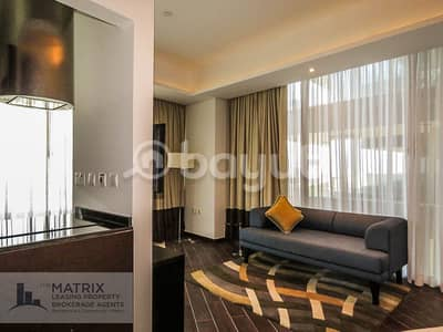 Studio for Rent in Dubai Sports City, Dubai - ELEGANT STUDIO - FULLY FURNISHED - TYPE 14 - AED 38