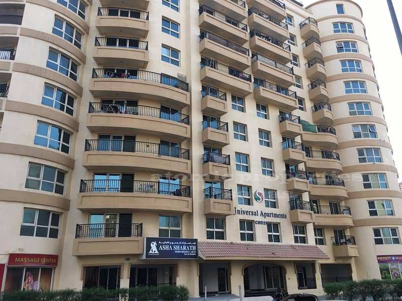 2 one bedroom for rent in universal apartment