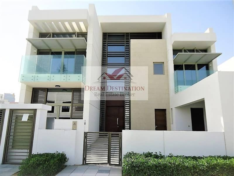 Brand New 4 Bedroom Contemporary Villa in D1