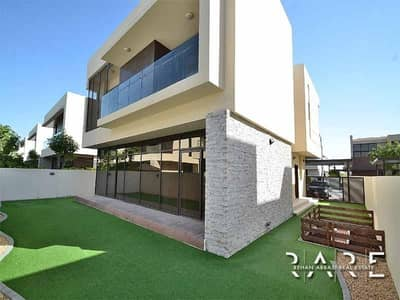 5 Bedroom Villa for Sale in DAMAC Hills (Akoya by DAMAC), Dubai - Large Lay out | 5 BR+Maids | Near Golf Course | V3