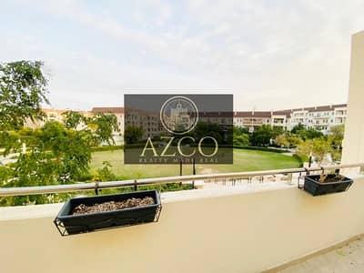 1 Bedroom Apartment for Rent in Motor City, Dubai - Huge Garden Facing Balcony    Upgraded Appliances