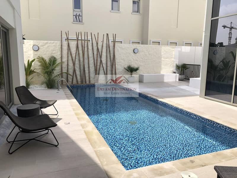2 Fully Furnished - 5 Bedroom Contemporary Style - Type B with Elevator in D1