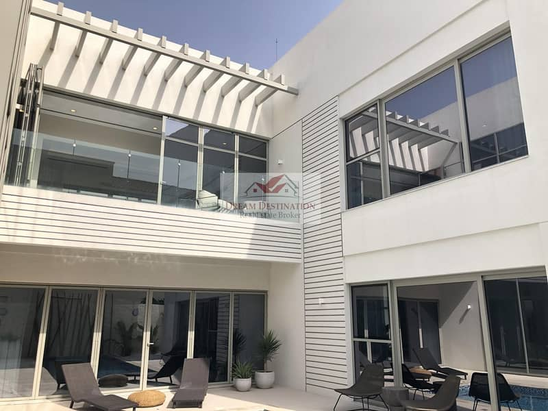 28 Fully Furnished - 5 Bedroom Contemporary Style - Type B with Elevator in D1
