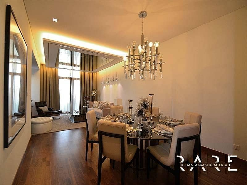 Imagine coming home with this Stunning 4 Bedroom + Maid's room in Picadilly - Damac Hills