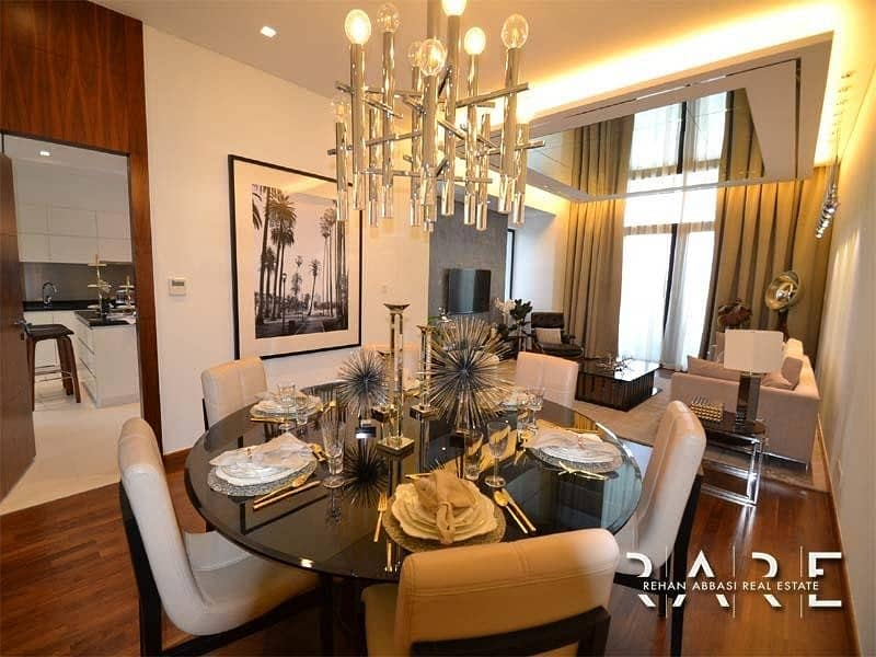 2 Imagine coming home with this Stunning 4 Bedroom + Maid's room in Picadilly - Damac Hills