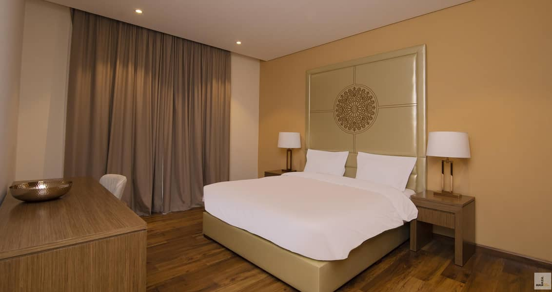 20 Own 2BR at Pullman hotel residence starting from 6100 monthly