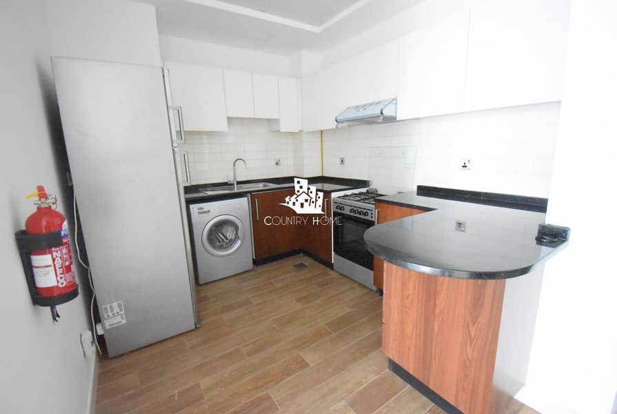 2 High Quality|1 BR With Closed Kitchen+Appliances