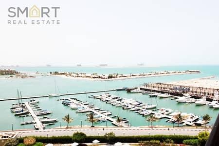 2 Bedroom Flat for Rent in Al Hamra Village, Ras Al Khaimah - 2 Bed Full Marina View Apartment