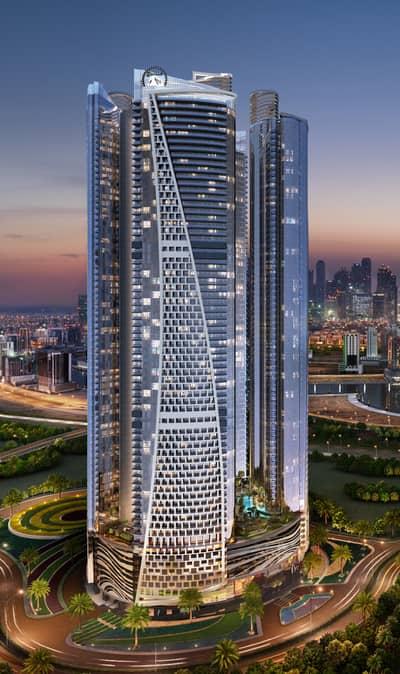 فلیٹ 1 غرفة نوم للبيع في الخليج التجاري، دبي - Brand New and Furnished 1BR Apt for Sale