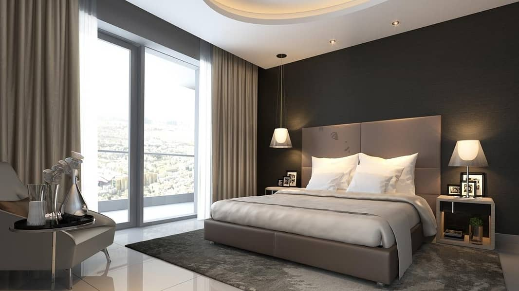 DAMAC Towers by Paramount Hotels and Residences.