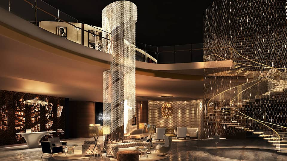 2 DAMAC Towers by Paramount Hotels and Residences.
