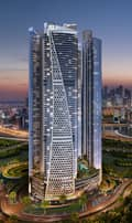 6 DAMAC Towers by Paramount Hotels and Residences.