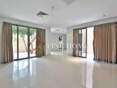 3 Bedroom Villa for Rent in Al Raha Gardens, Abu Dhabi - A Visually Stunning 3BR Villa