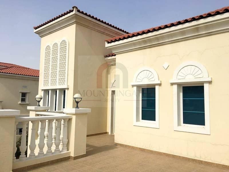 Independent villa
