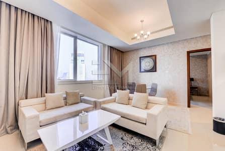 شقة 1 غرفة نوم للايجار في دبي مارينا، دبي - Fabulous Fully Furnished 1BR All Bills Included