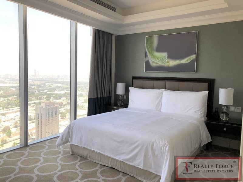 10 HIGH FLOOR | FULL DIFC VIEW | FULLY SERVICED