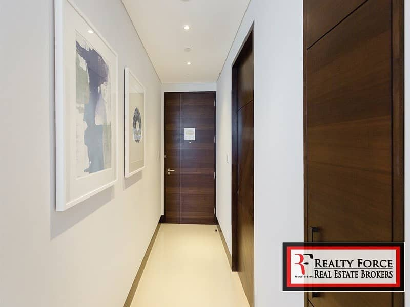 2 FULLY SERVICED | BURJ & SEA VIEW | TOWER 2
