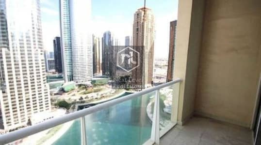 1 Bedroom Flat for Rent in Jumeirah Lake Towers (JLT), Dubai - AMAZING DUPLEX 1 BED ROOM WITH LAKE VIEW IN LAKE VIEW TOWER-JLT