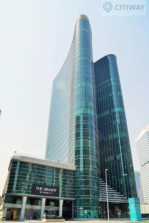 10 Shell & Core Unit for Sale l Burj and Canal View