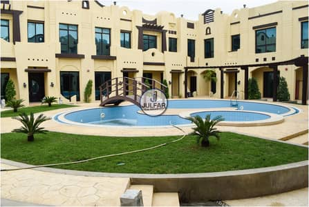 3 Bedroom Townhouse for Rent in Seih Al Uraibi, Ras Al Khaimah - Gorgeous 3 BHK Townhouse For Rent - Seih Al Oraibi