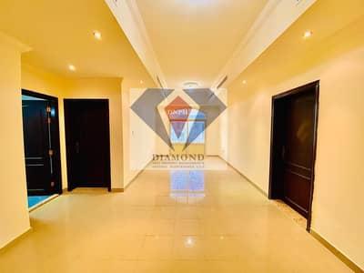 فلیٹ 4 غرف نوم للايجار في المرور، أبوظبي - Offer! Four Bedrooms Hall